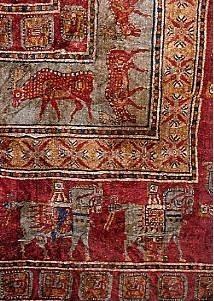 パジリク絨毯