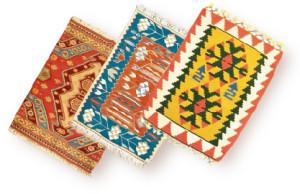 民族系絨毯 キリム