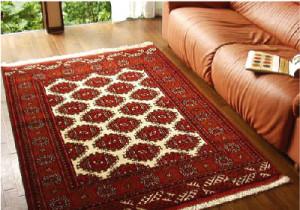 民族系絨毯 トルクメン